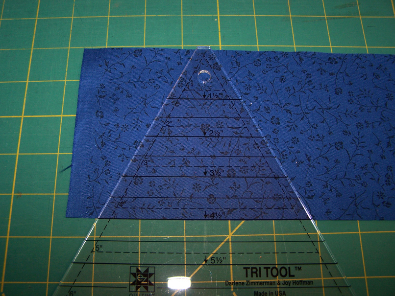 Triangle in a Square