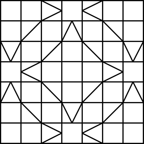 Blocks and Borders 6