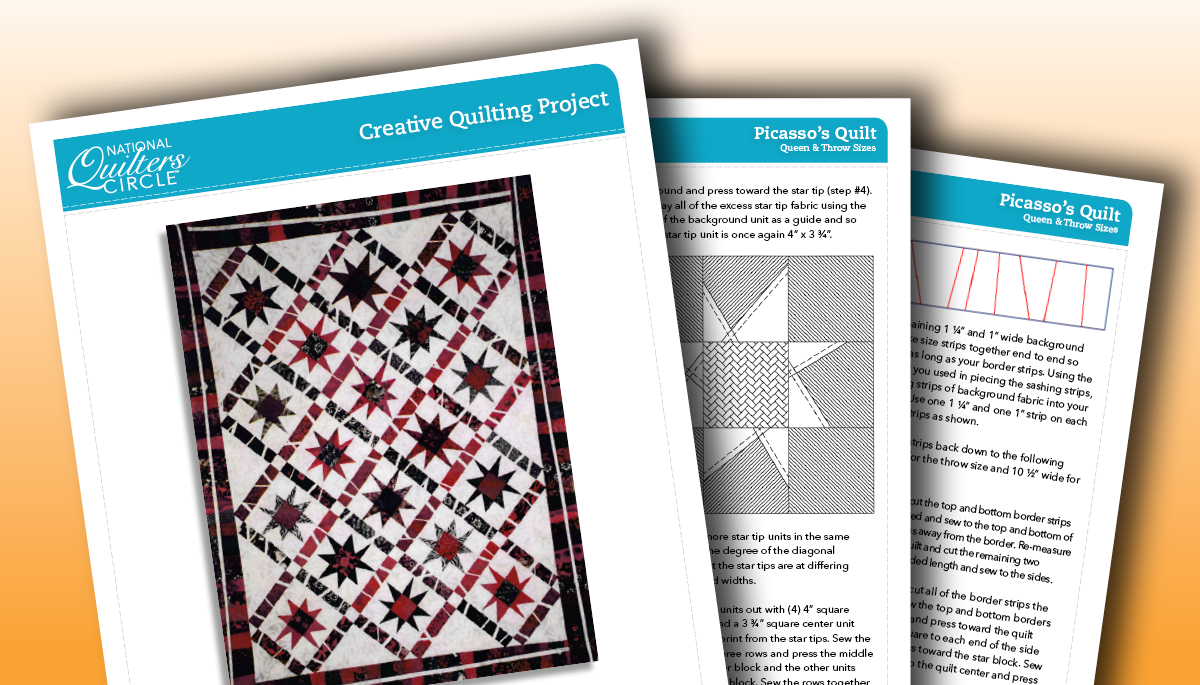 Queen Size Quilt Patterns New Decorating Ideas