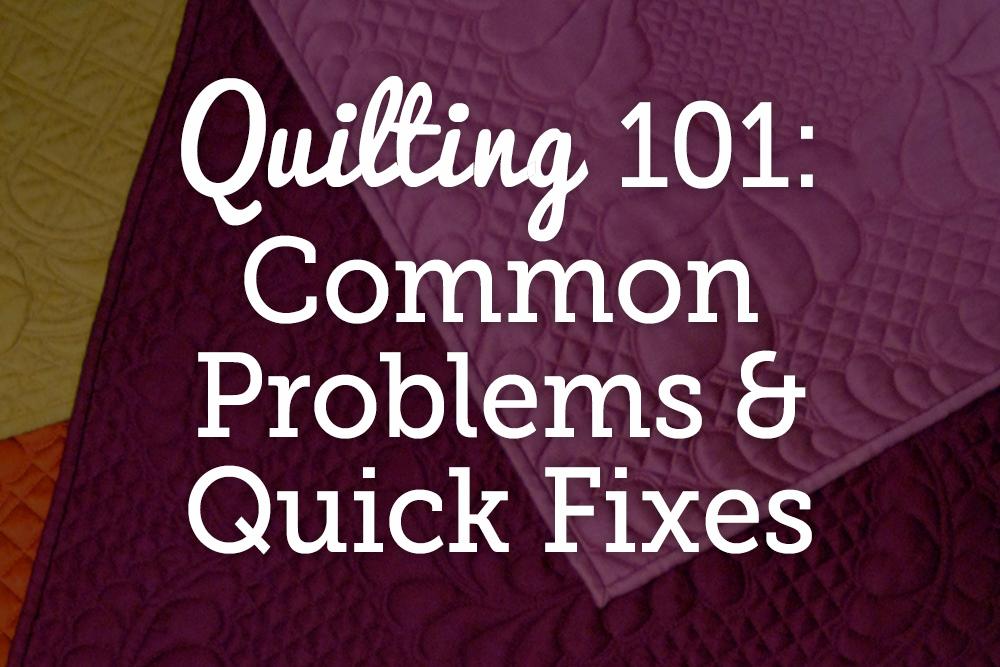 quilting-101