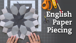 English Paper Piecing Class