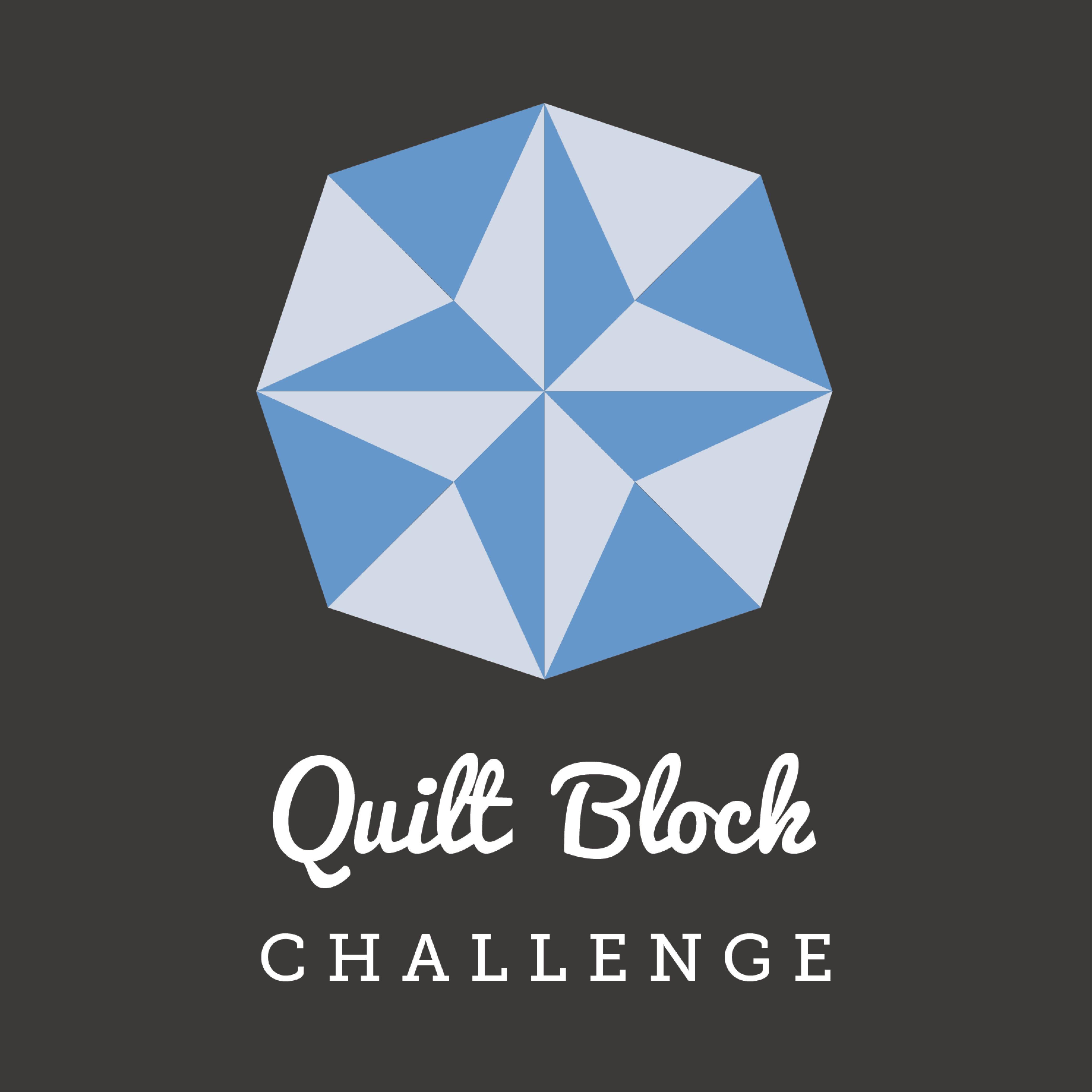 Ice Crystals Quilt Block Challenge