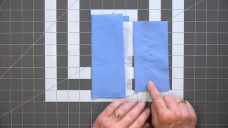 learn how to keep fabric from puckering when sewing