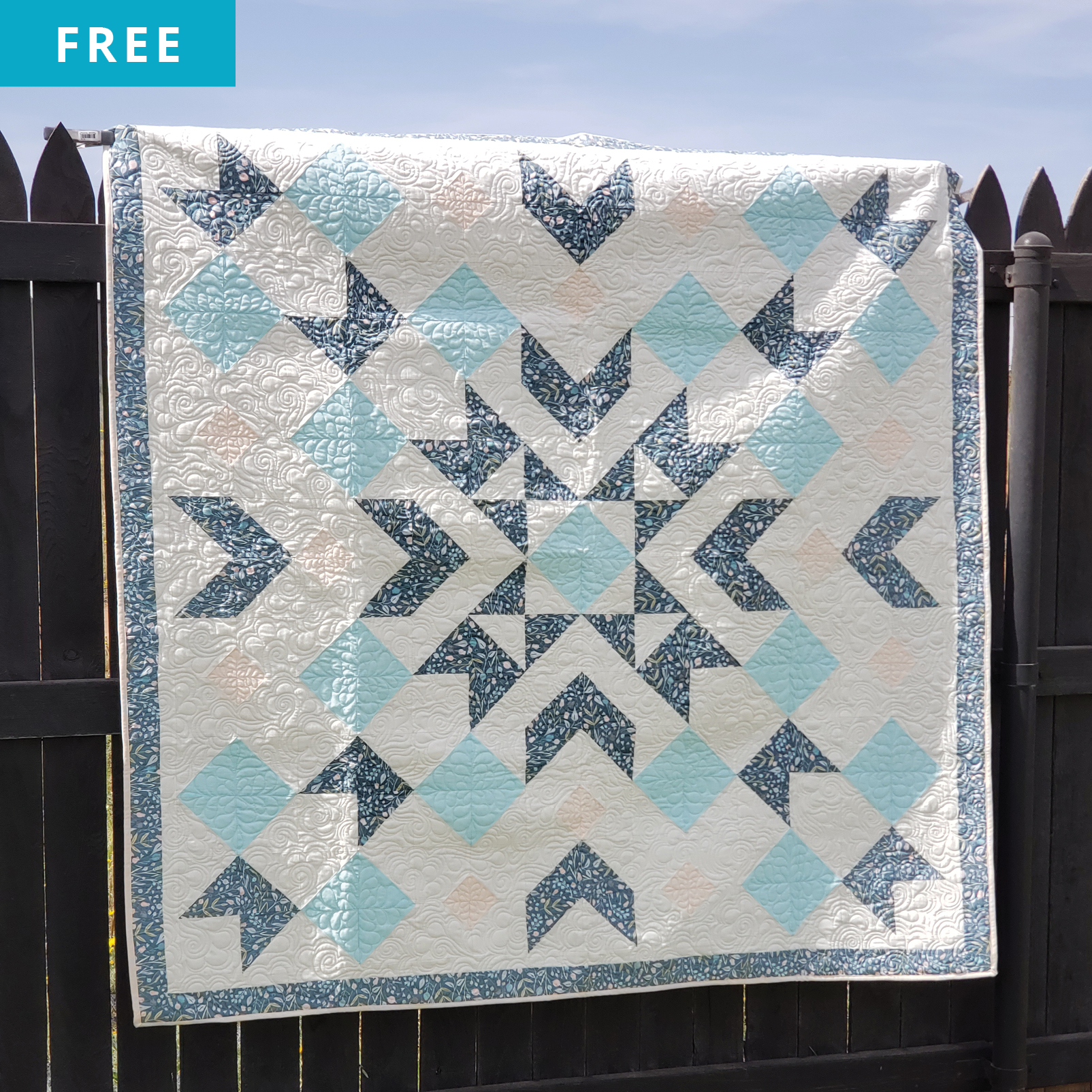Free Quilt Pattern - Country Star Quilt