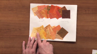 quilting color wheel