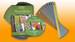 Quilt Sticks Starter + Ultimate 10 DVD Set