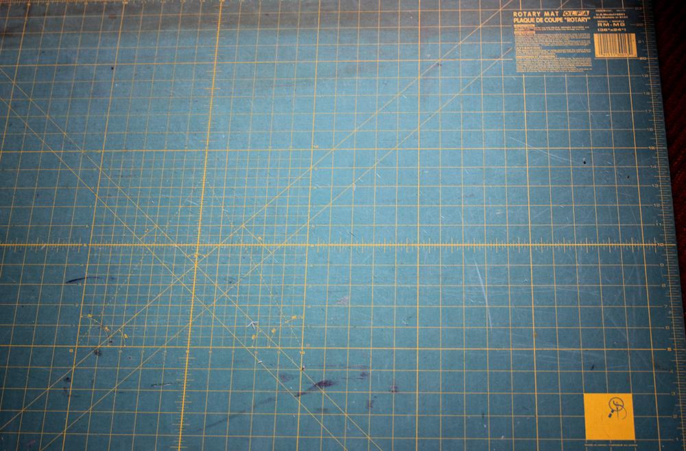 old mat