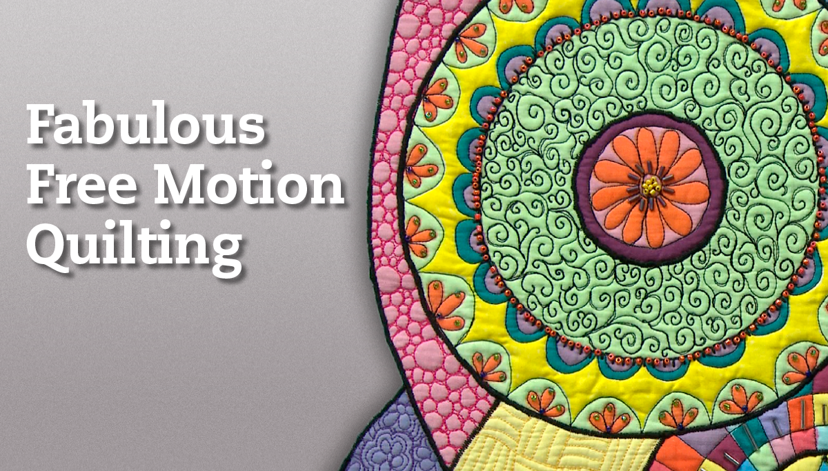 Free Motion Quilting Copy National Quilters Circle