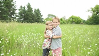 Taking Outdoor Portraits of Children