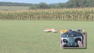 How to Land an RC Plane