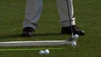 Golf Swing Drills: The Aircraft Carrier Drill
