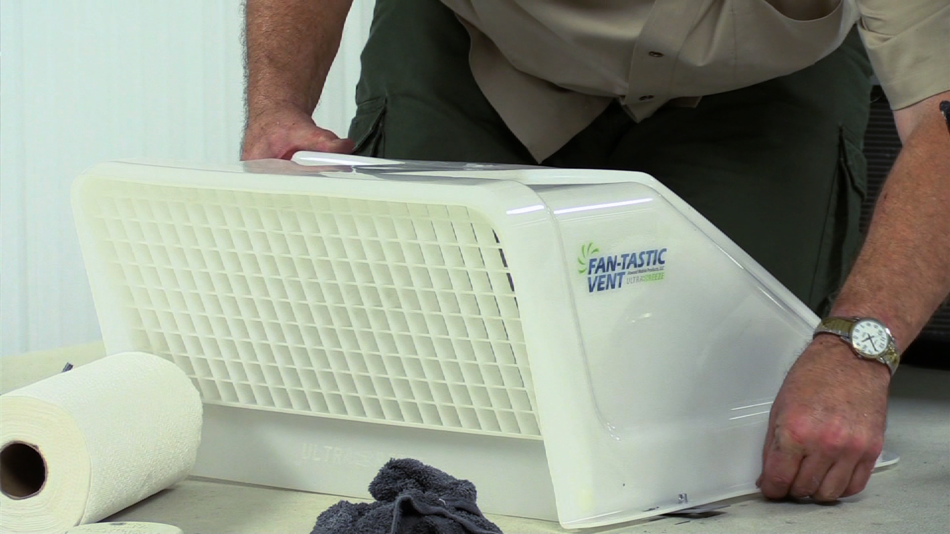 Fresh Air In All Kinds Of Weather: RV Vent Cover Installation Instructions