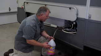 Learn How to Winterize an RV
