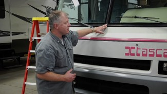 Buying a Used RV: Front End Inspection Tips