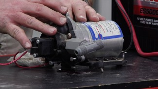 RV Water Pump Troubleshooting Tips