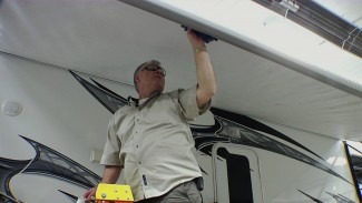 Tips on How to Clean an RV Awning