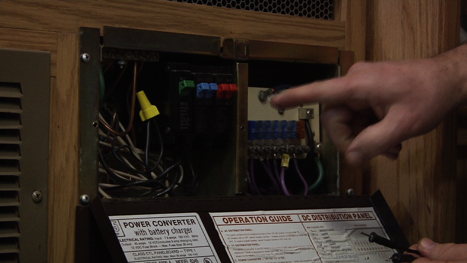 Phenomenal Rv Power Converter Troubleshooting Rv Repair Club Wiring 101 Ivorowellnesstrialsorg