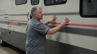 Buying a Used RV: Inspecting the Exterior