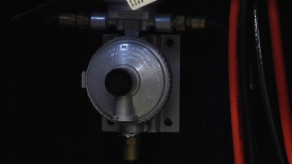 How an RV Propane Tank Pressure Regulator Works