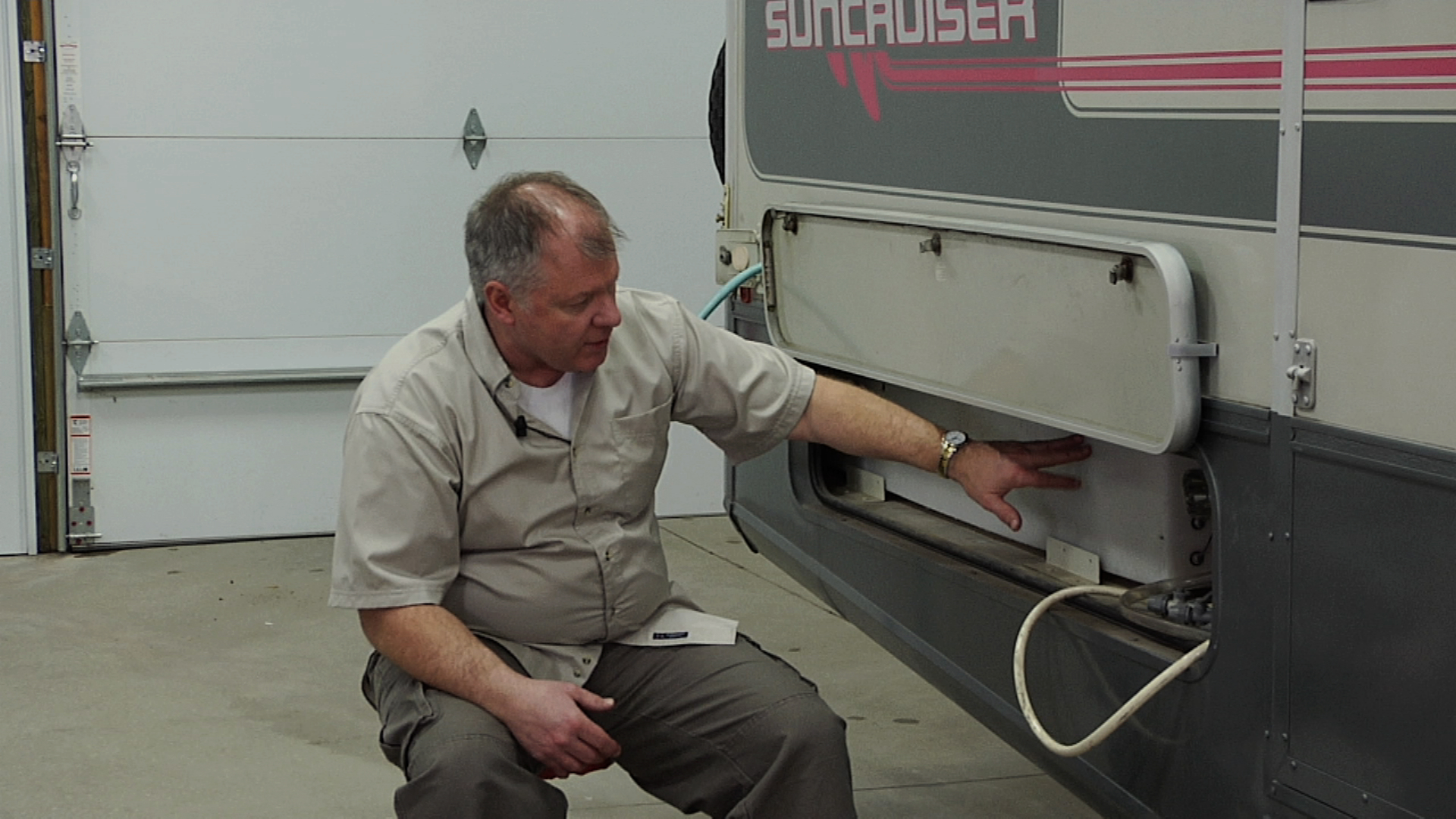 Quick Look  Rv Fresh Water System