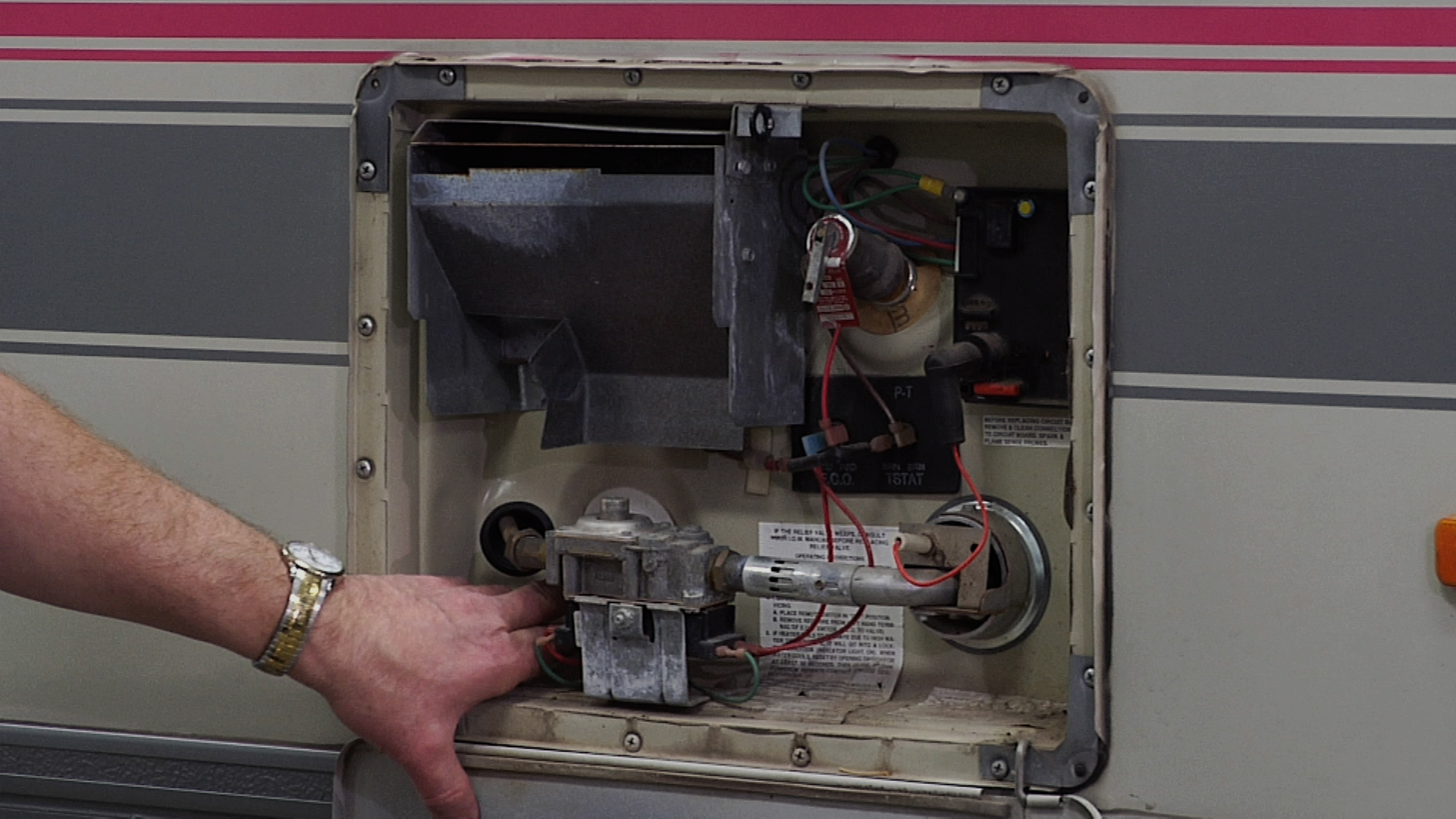 rv water heater overview  troubleshoot rv repair club