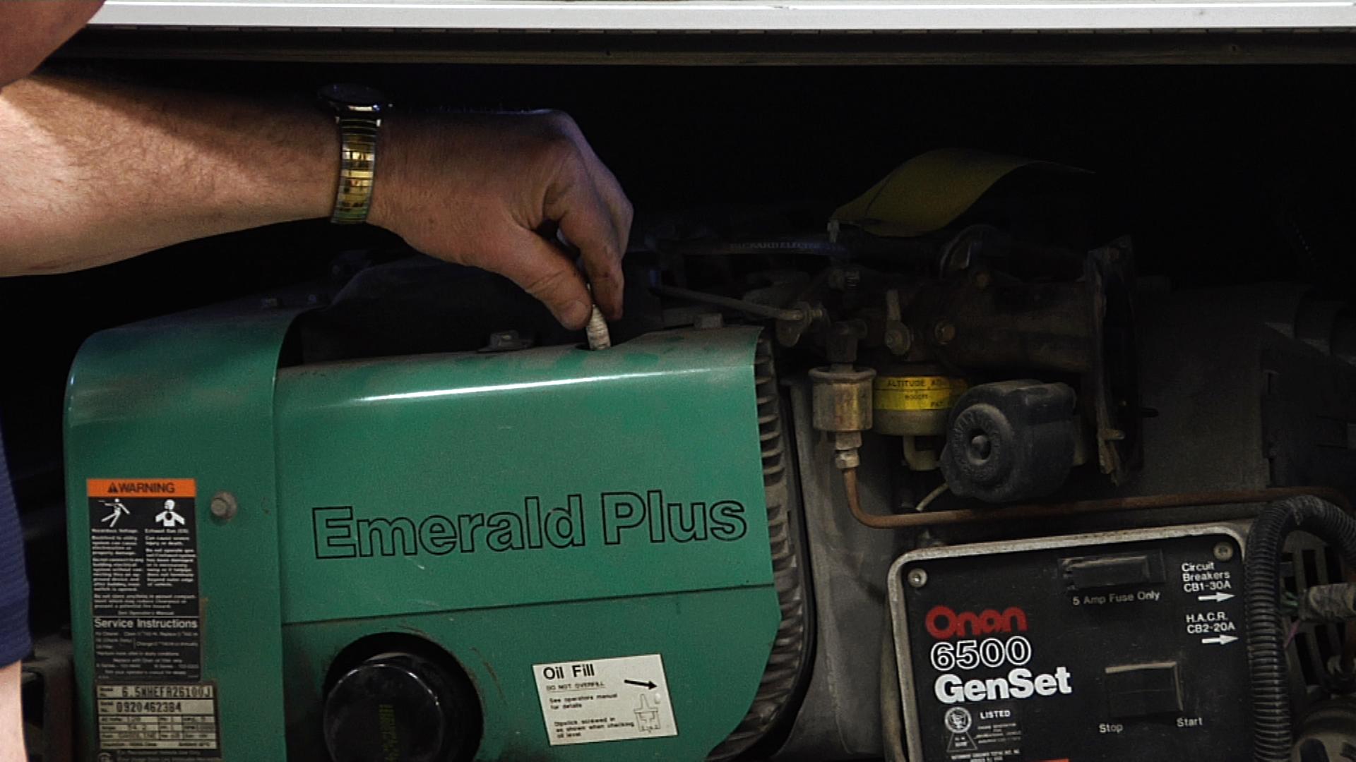 RV Generator Maintenance Tips