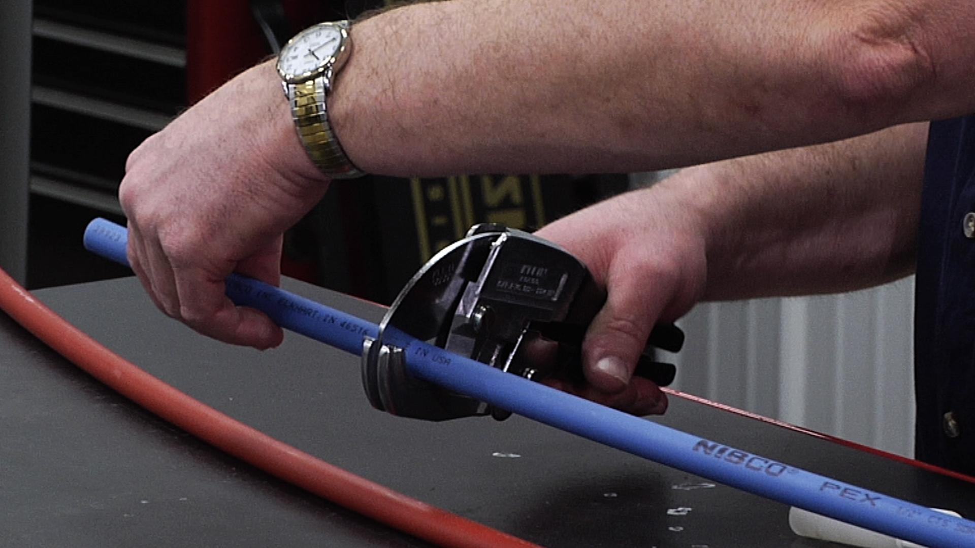 Update Old Rv Water Lines Using Pex Tubing Rv Repair