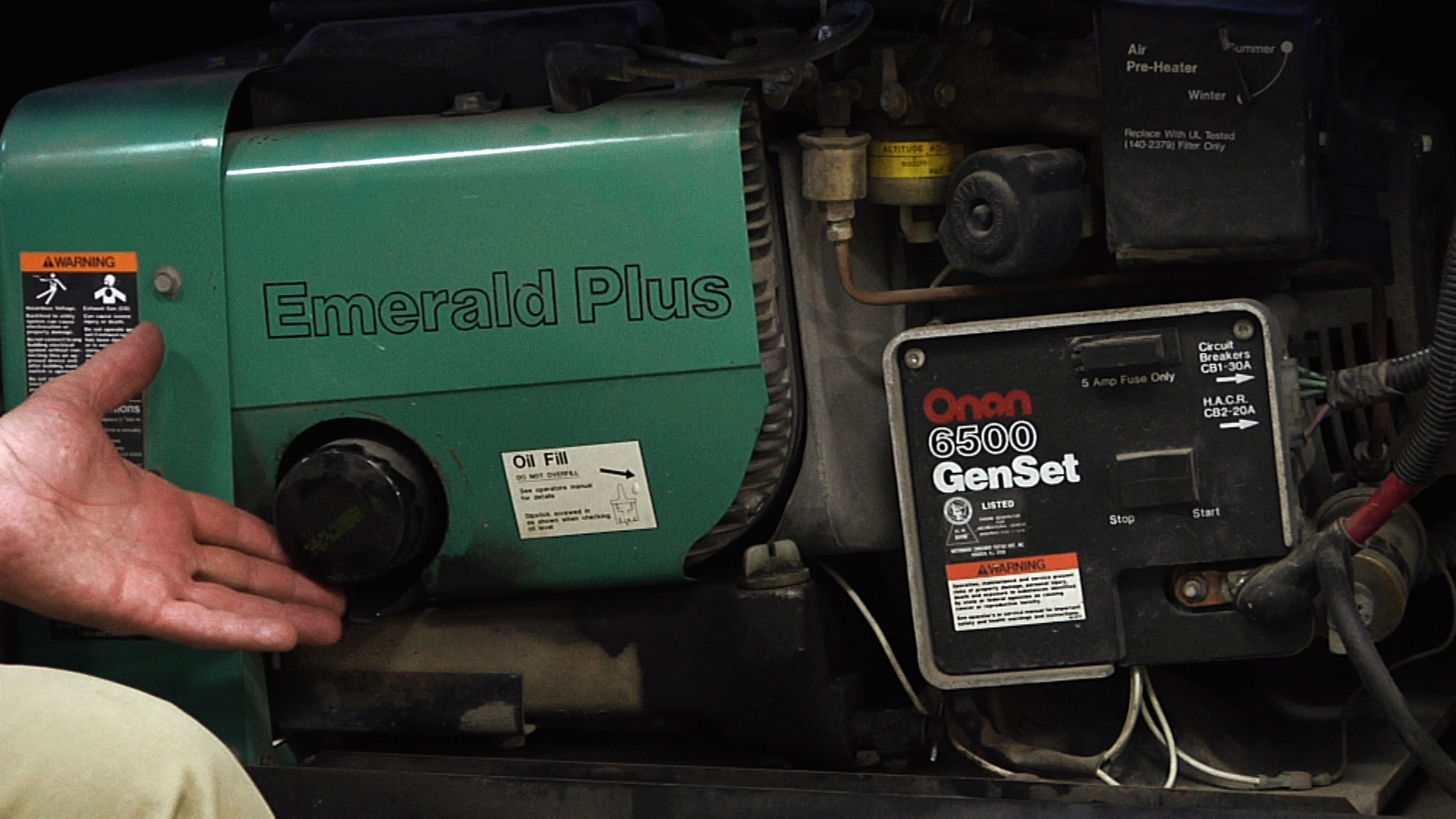 Basic RV Generator Maintenance: What to Review Annually