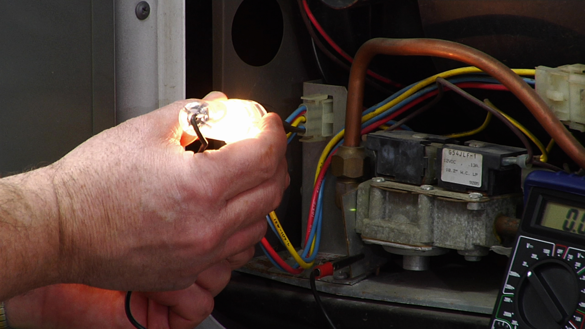 Troubleshooting an RV Furnace on