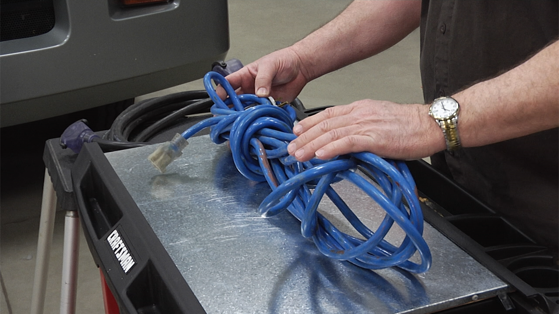 Choosing The Right Extension Cord For Your Rv Repair Club Build Fuse Box