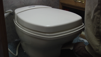 Types of RV Toilets