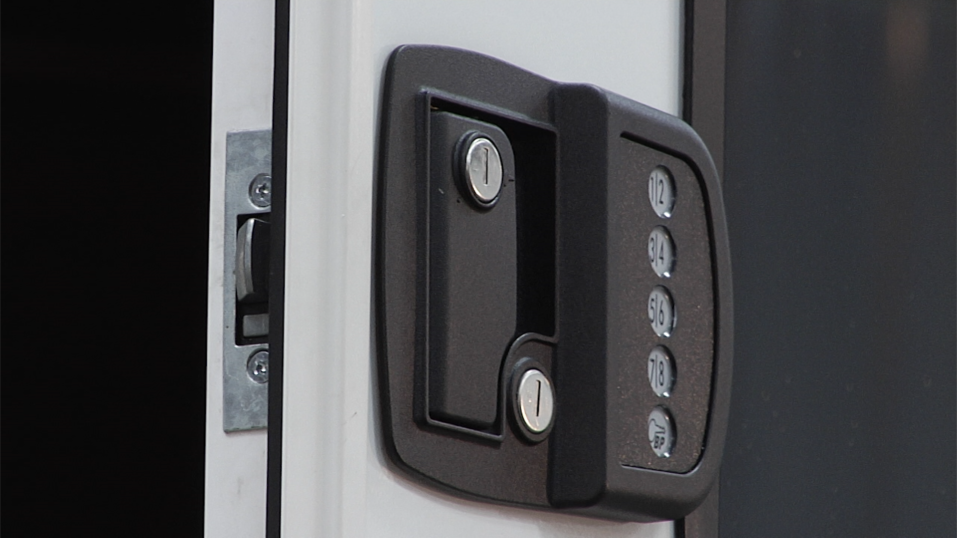 & How to Install an RV Keyless Door Lock for Easy Access