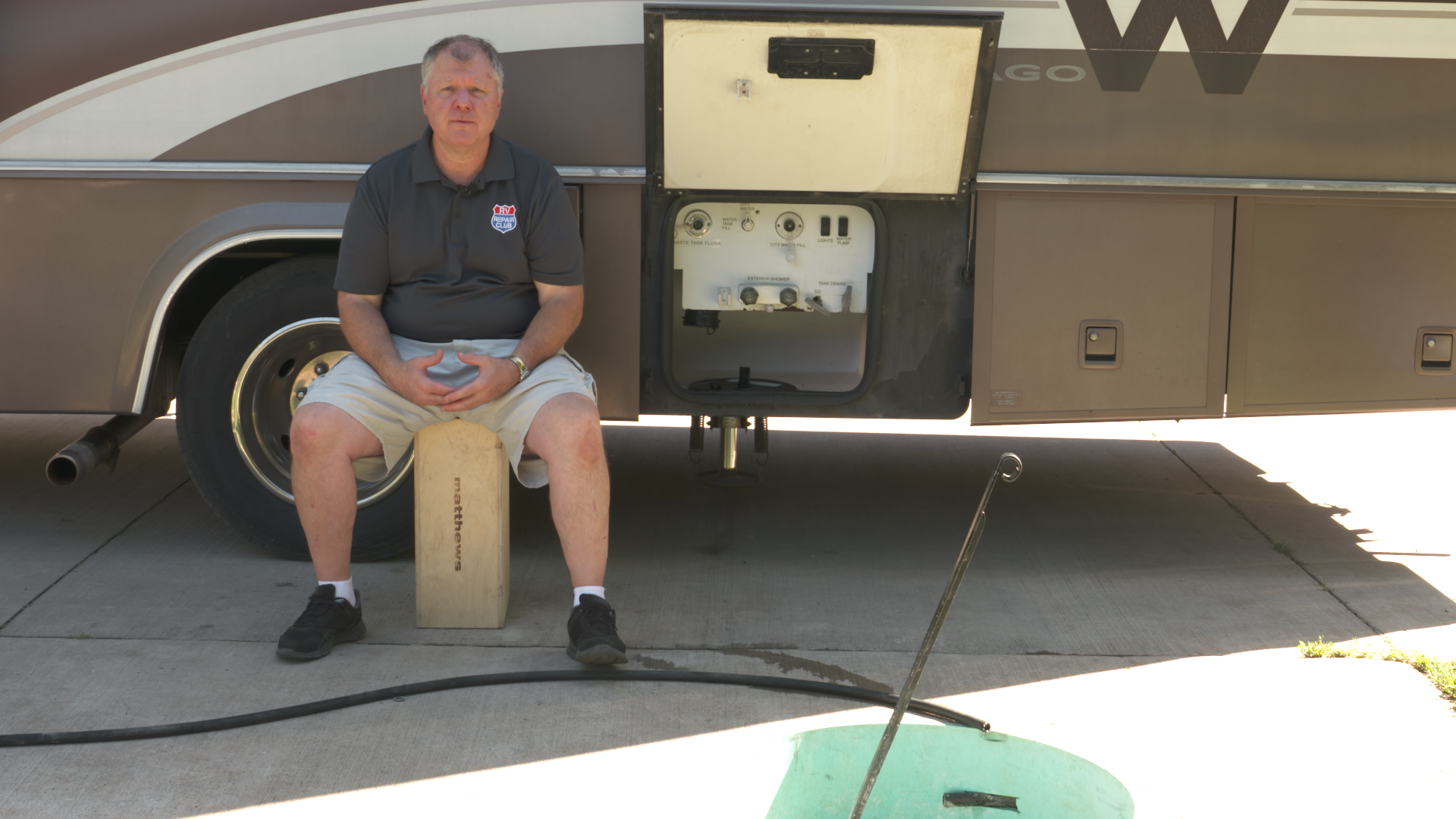 Complete Waste Water System Know How Rv Repair Club