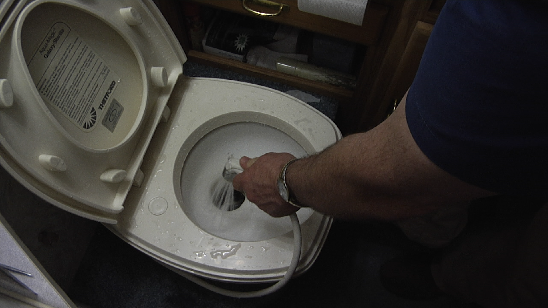 Quick Tips for Better RV Toilet Operation | RV Repair Club