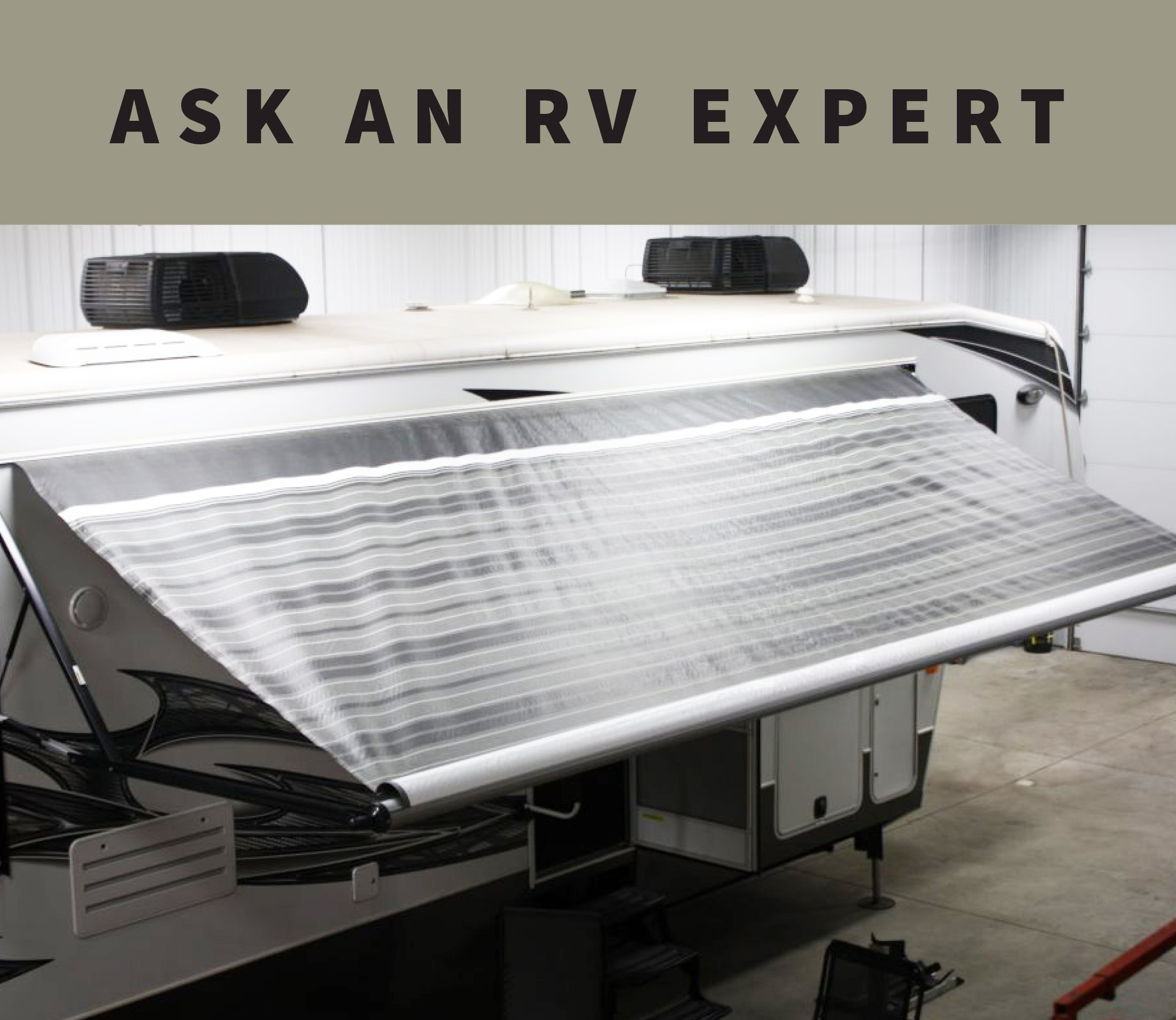 What to Do When an Awning Won't Go In | RV Repair Club Q&A