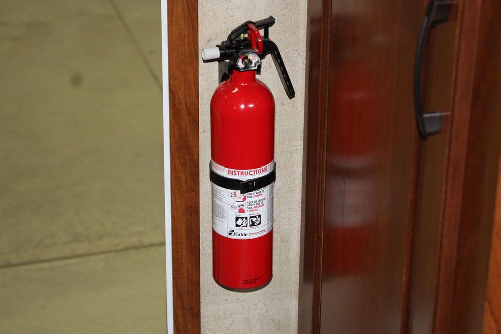 RV Fire Extinguisher Use and Maintenance | RV Repair Club