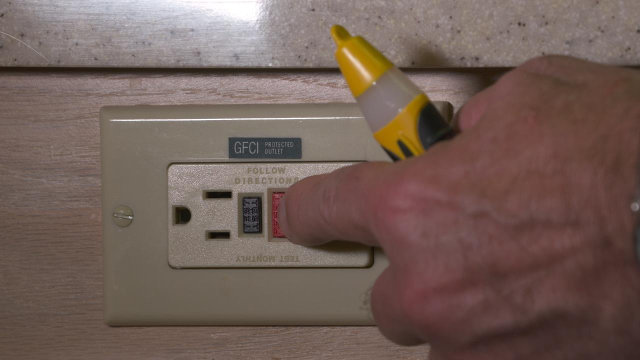 Rv Outlets Not Working Troubleshooting Tips Repair Club Wiring Of Receptacles Also With Ground Fault Circuit Interrupter