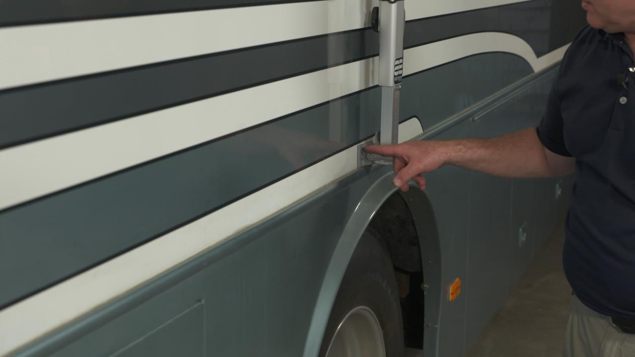 How to Fix RV Delamination