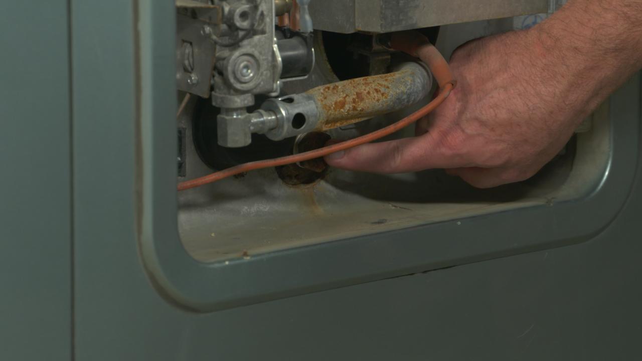 Rv Water Heater Drain Plug Repair Rv Repair Club