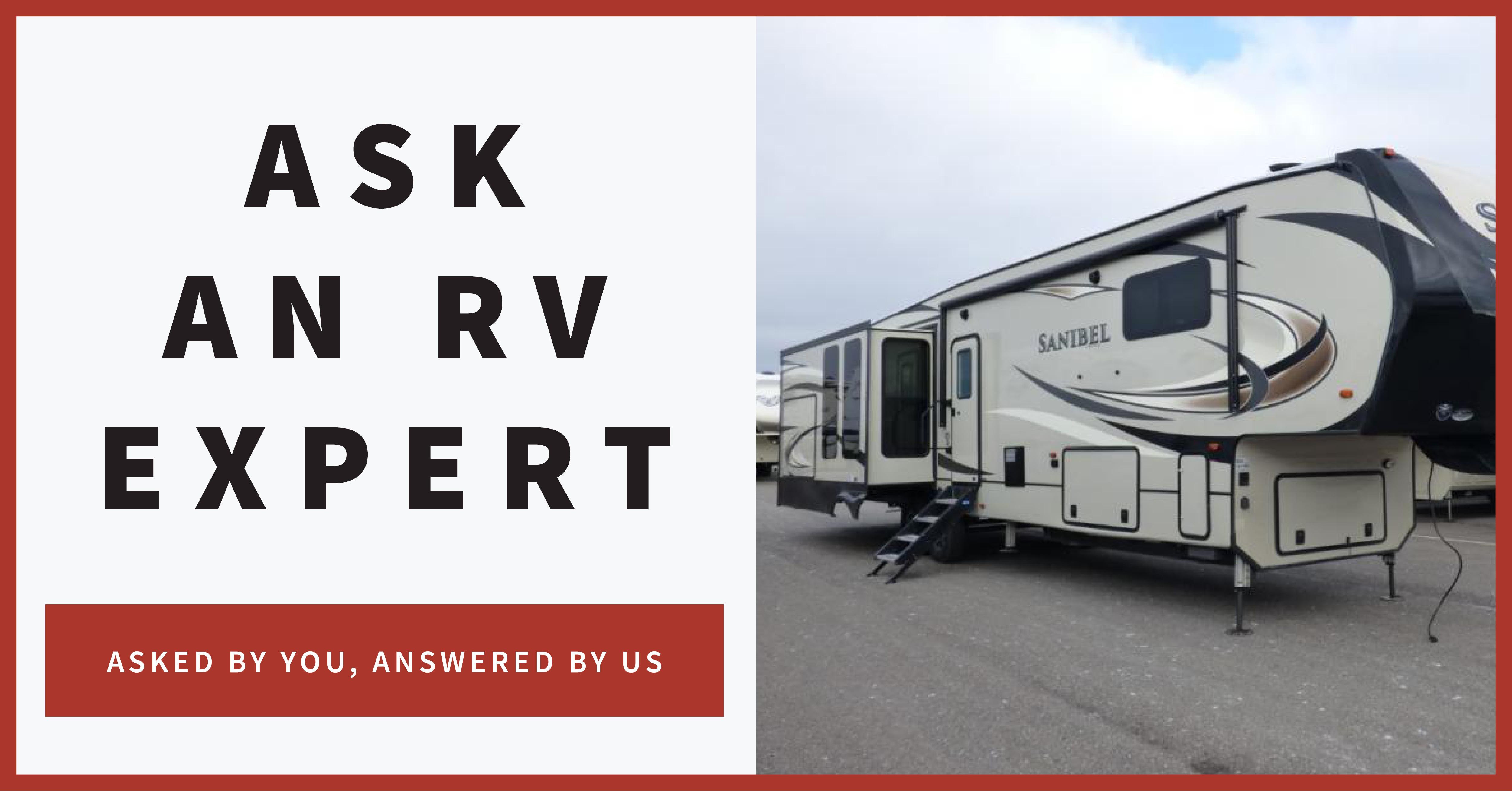 Ask an RV Expert Banner