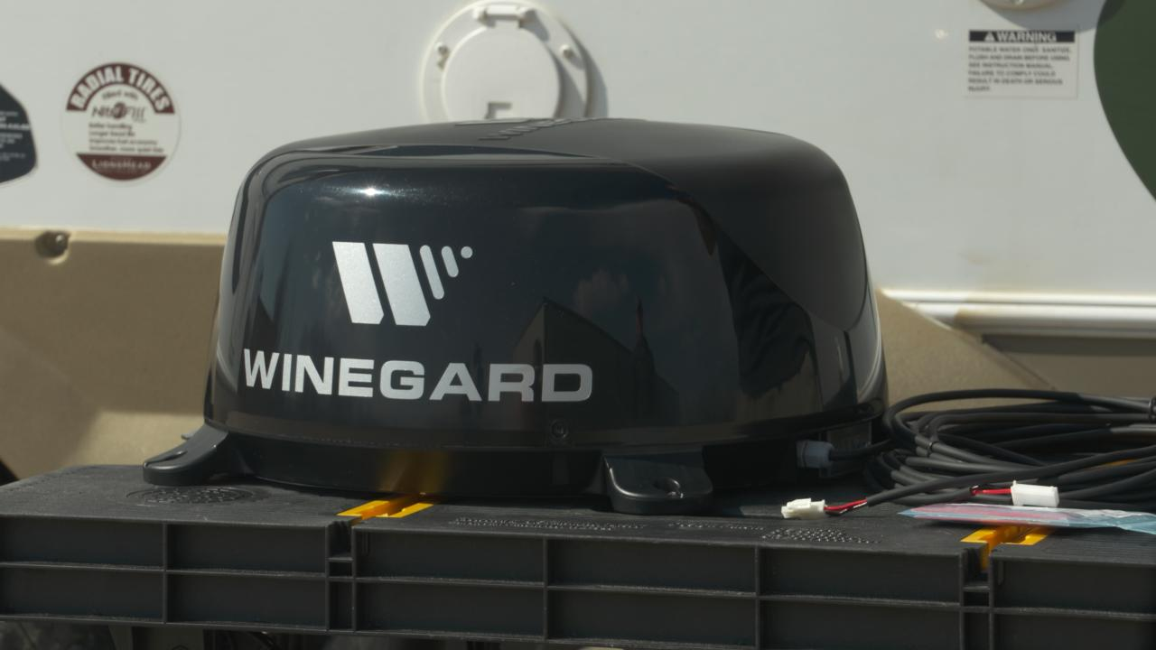 Winegard Connect 2 0 Take The Internet Wherever You Go Rvrc
