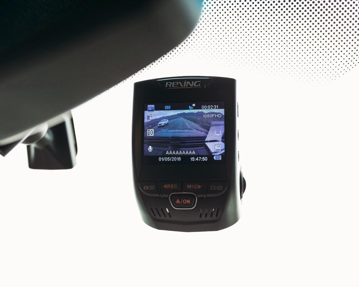 RV Dash Cam