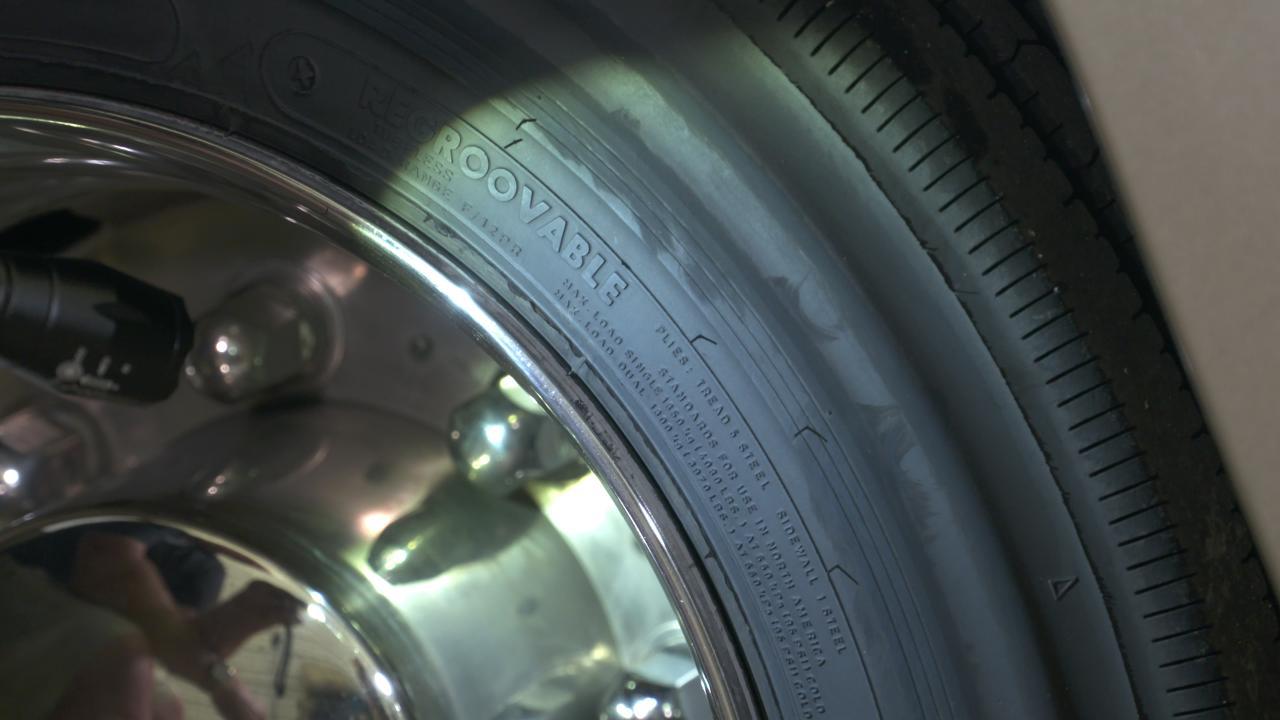 Psi Tire Pressure >> Proper Rv Tire Pressure Finding The Right Psi
