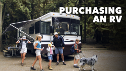 Purchasing an RV