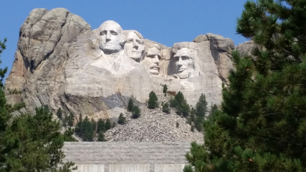 mount rushmore 2 - black hills and badlands