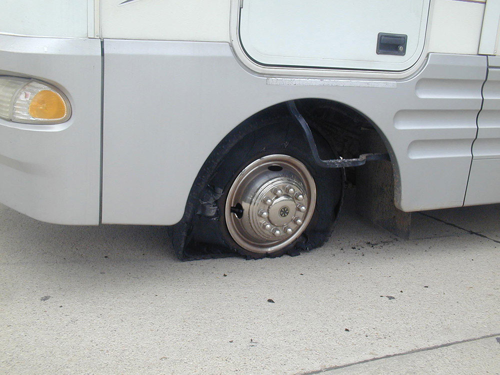RV Tire Care: How to Maintain and Keep in Top Shape