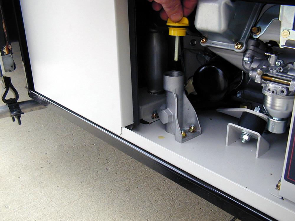 How to Winterize a RV Generator | RV Repair Club