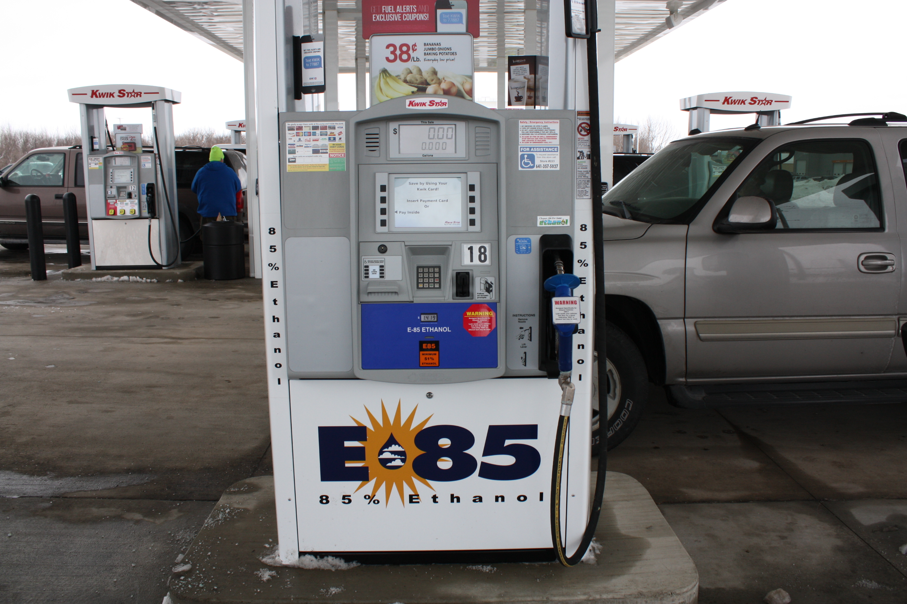 RV Fuel Choices and An In-Depth Examination of Ethanol