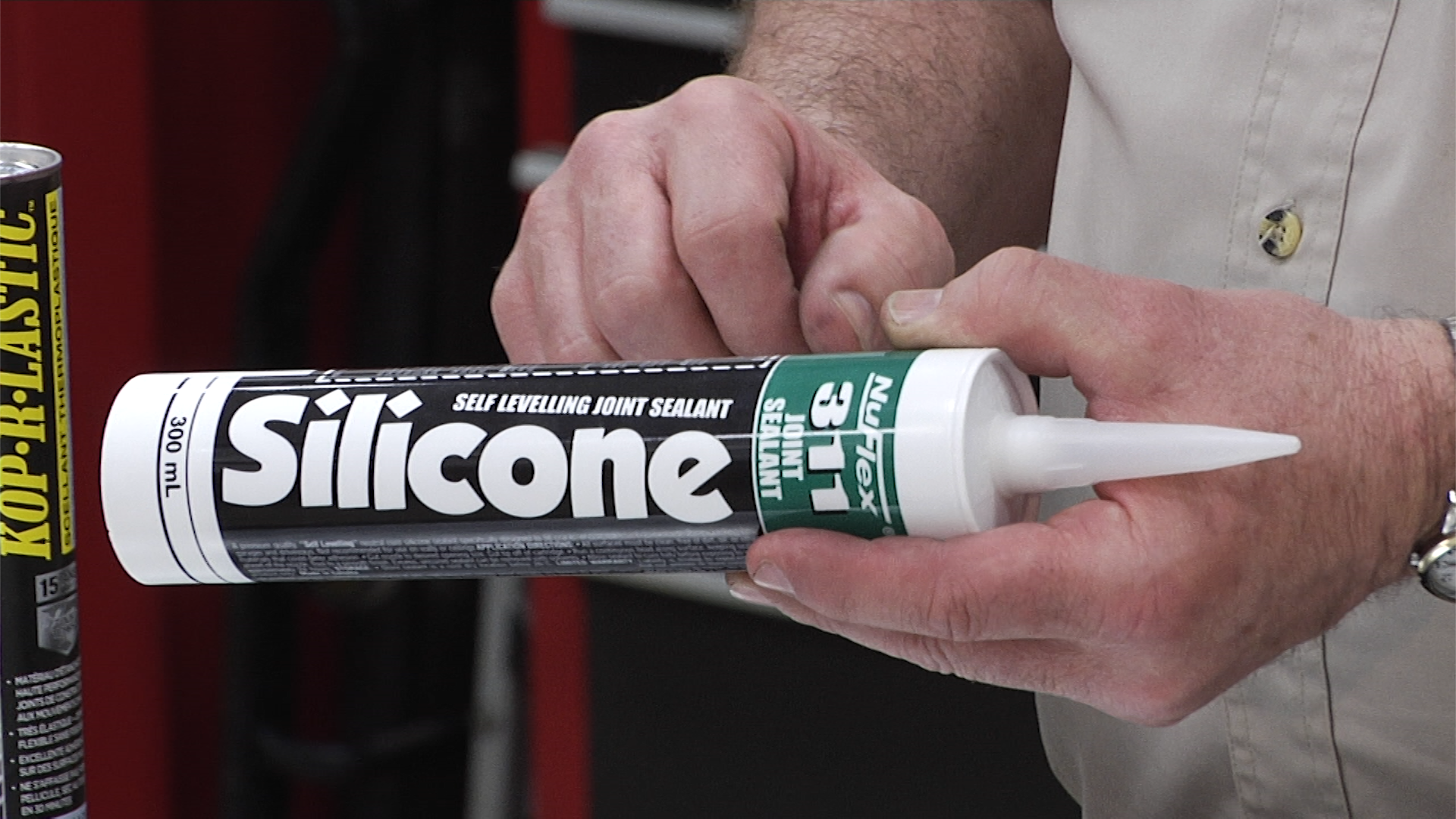 Rv Sealants Available Options What To Use Where