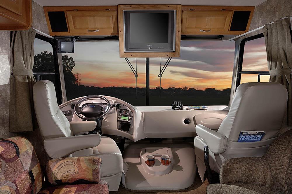 rv cockpit
